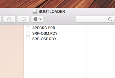 bootloader with bad file<br />bootloader with bad file